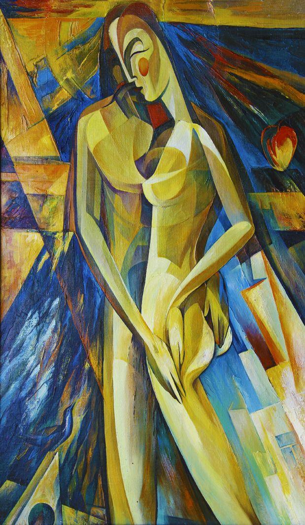 Микола Грималюк. Спокуса, 1992