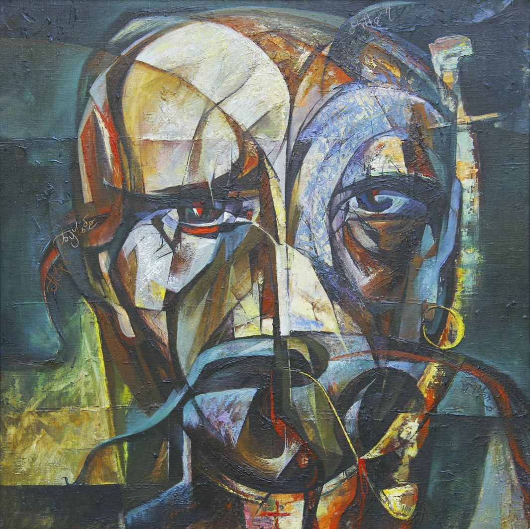 Микола Грималюк. Тарас Бульба з синами, 2000