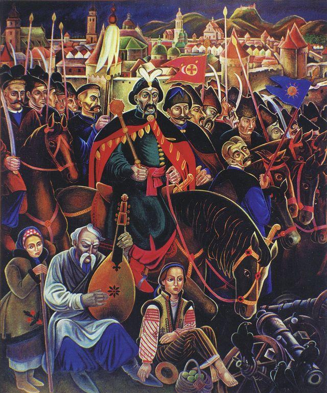 Микола Кристопчук. Хмельницький під Львовом, 1995