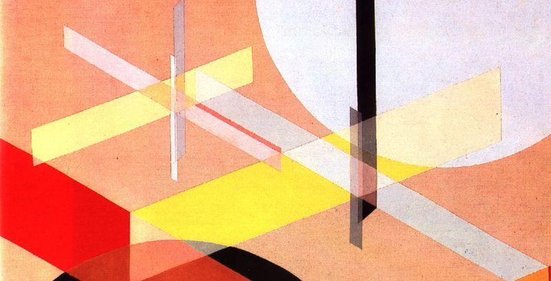 Ласло Мохой-Надь. Композиція Z VIII. 1924