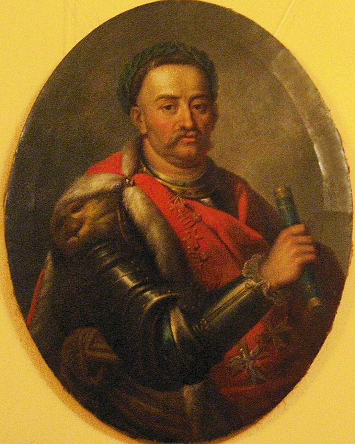 Карл Готлиб Швайкарт.Ян III Собеський 1840. ЛНГМ