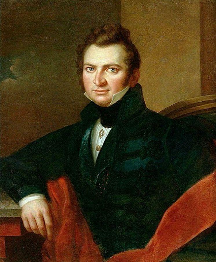 Карл Готлиб Швайкарт. Миколай Радзвіл, 1833. NMW