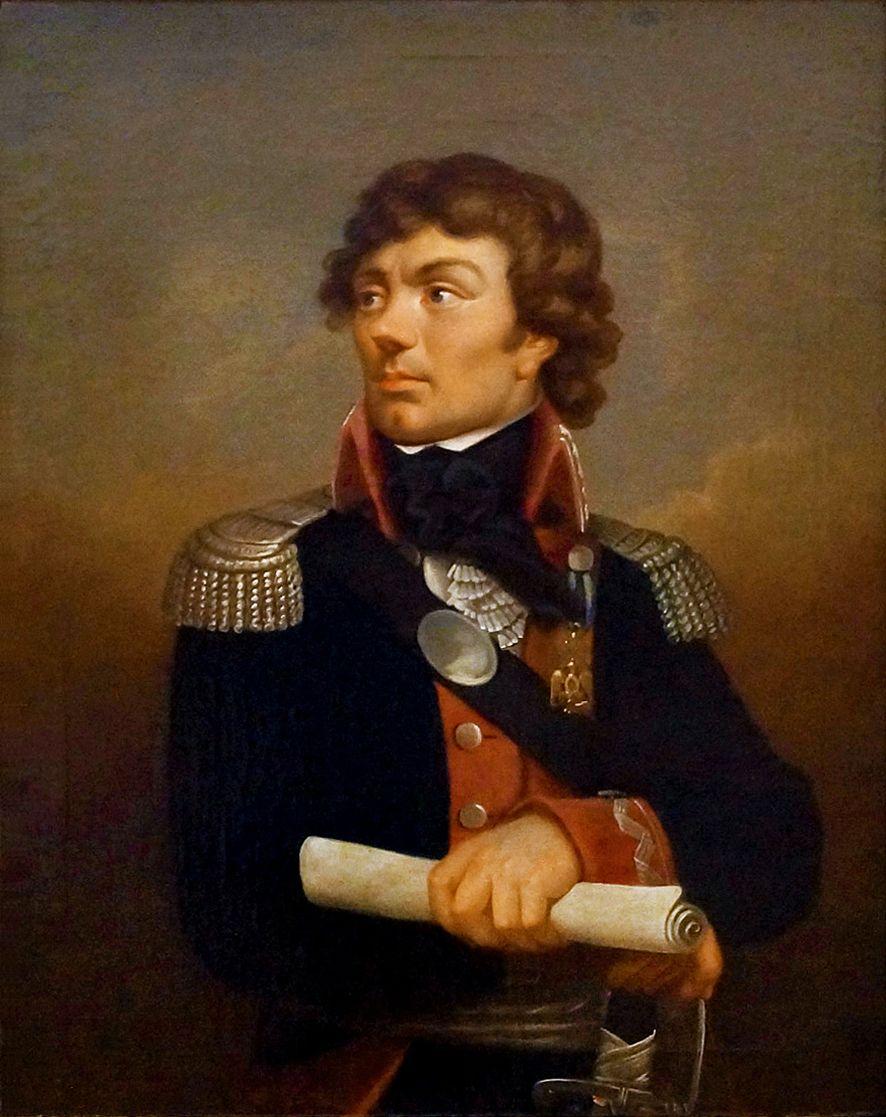 Карл Готлиб Швайкарт. Тадеуш Костюшко, 1802. NMW