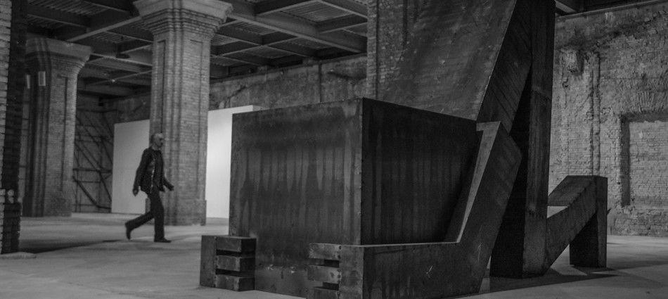 Олекса Фурдіяк. Голова, 2015. (1.4 m (W) / 4m (D) / 3m (h)