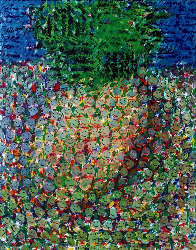 Зоряна Гарбар. Мир вам, 1999; п,о; 92-73