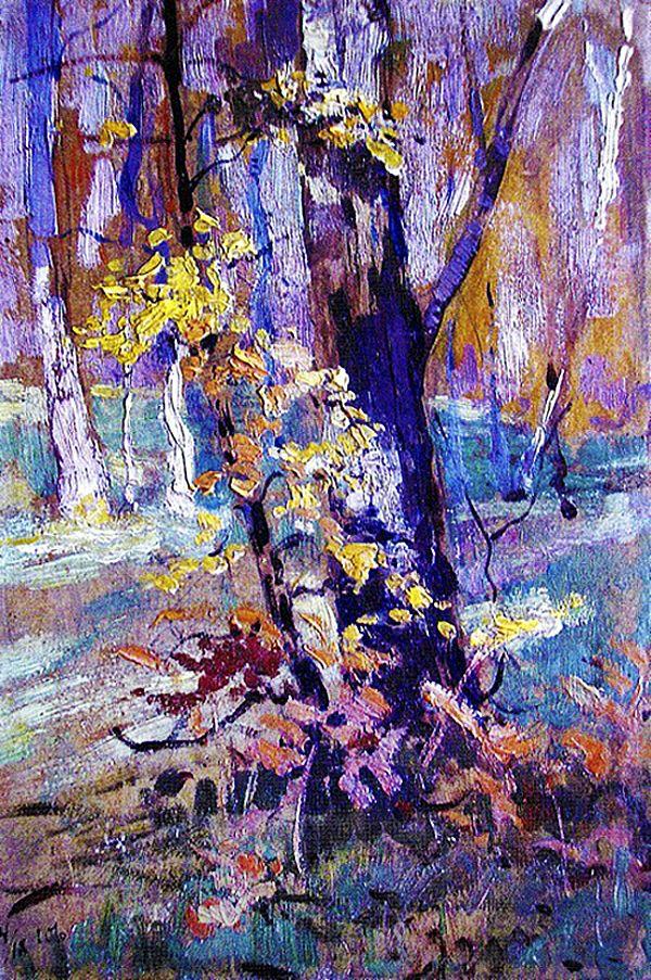 Петро Холодний. Дзвоники, 1912
