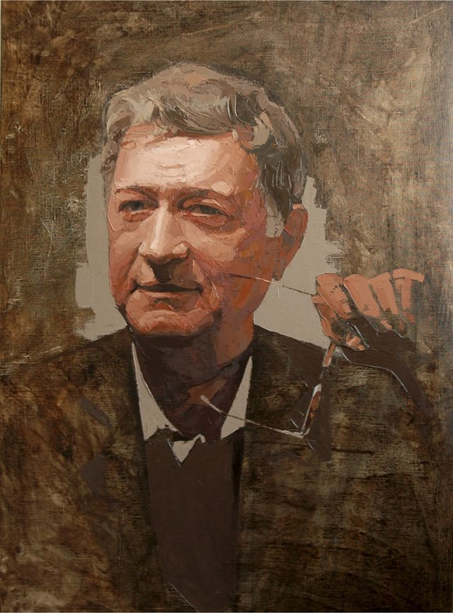 Микола Молчан. Пан Борис, 2008 п,о