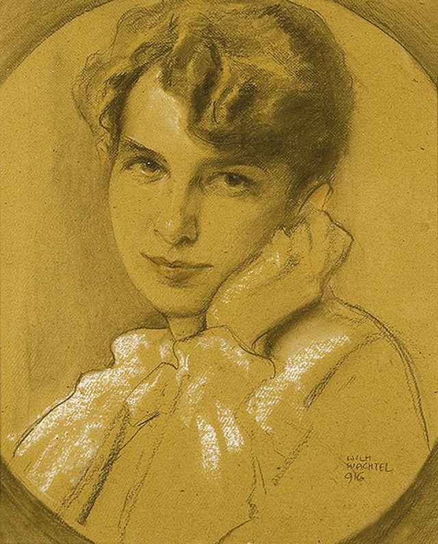 Вільгельм Вахтель. Ірма, 1916