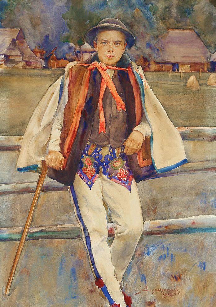 Олександр Авґустинович. Очікування, 1912