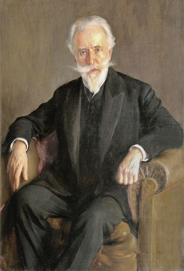 Олександр Авґустинович. Тадеуш Рутовський-президент Львова, 1913, ЛНГМ