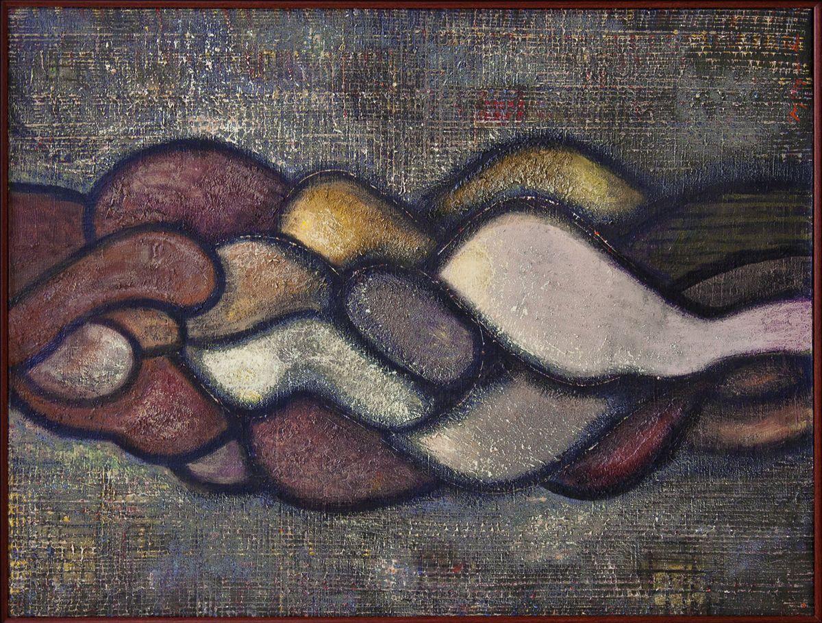 Ігор Шумський. Гордіїв вузол, 1987