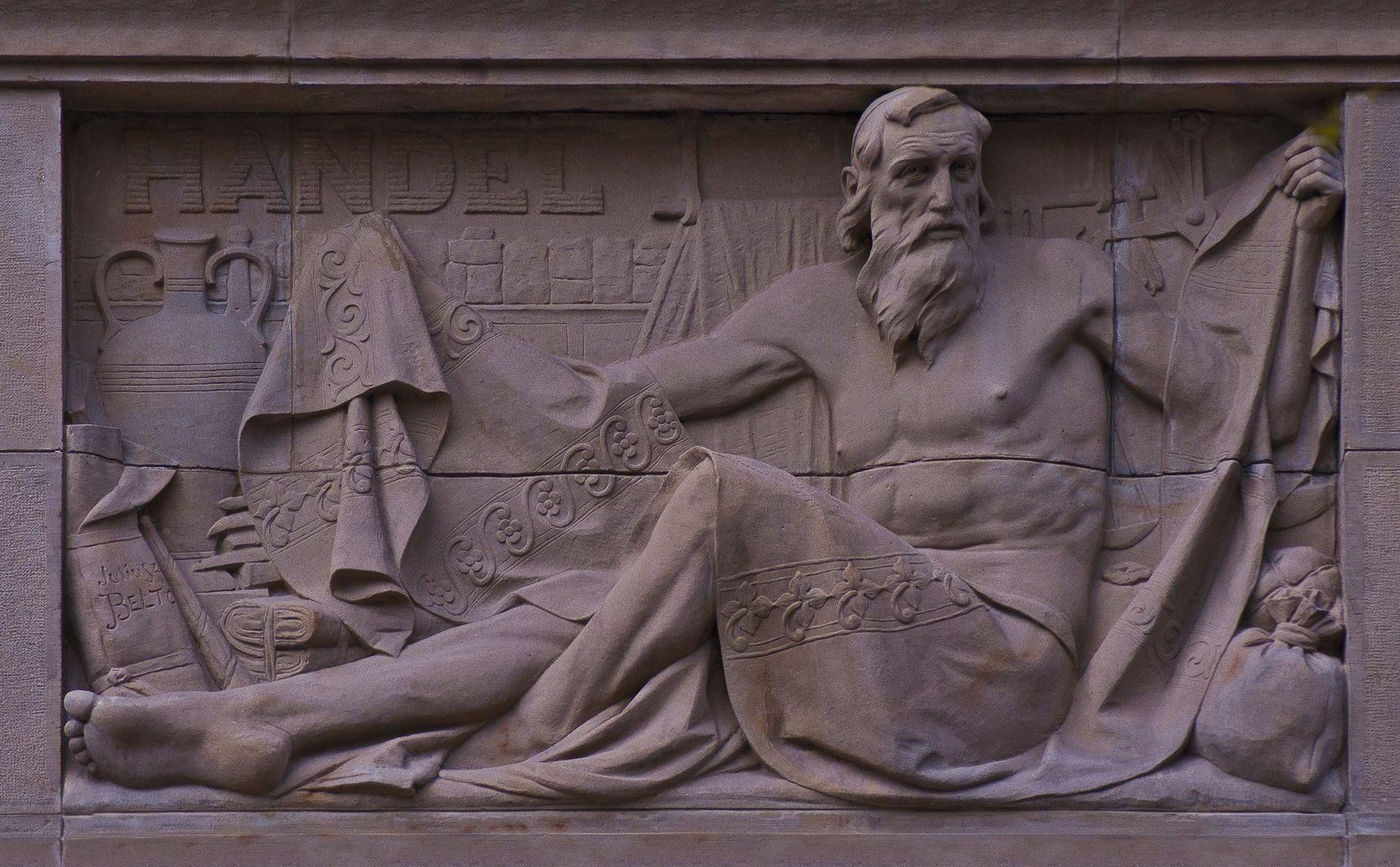 Юліуш Войцех Белтовський. Торгівля, 1912 (Листопадового чину, 10)