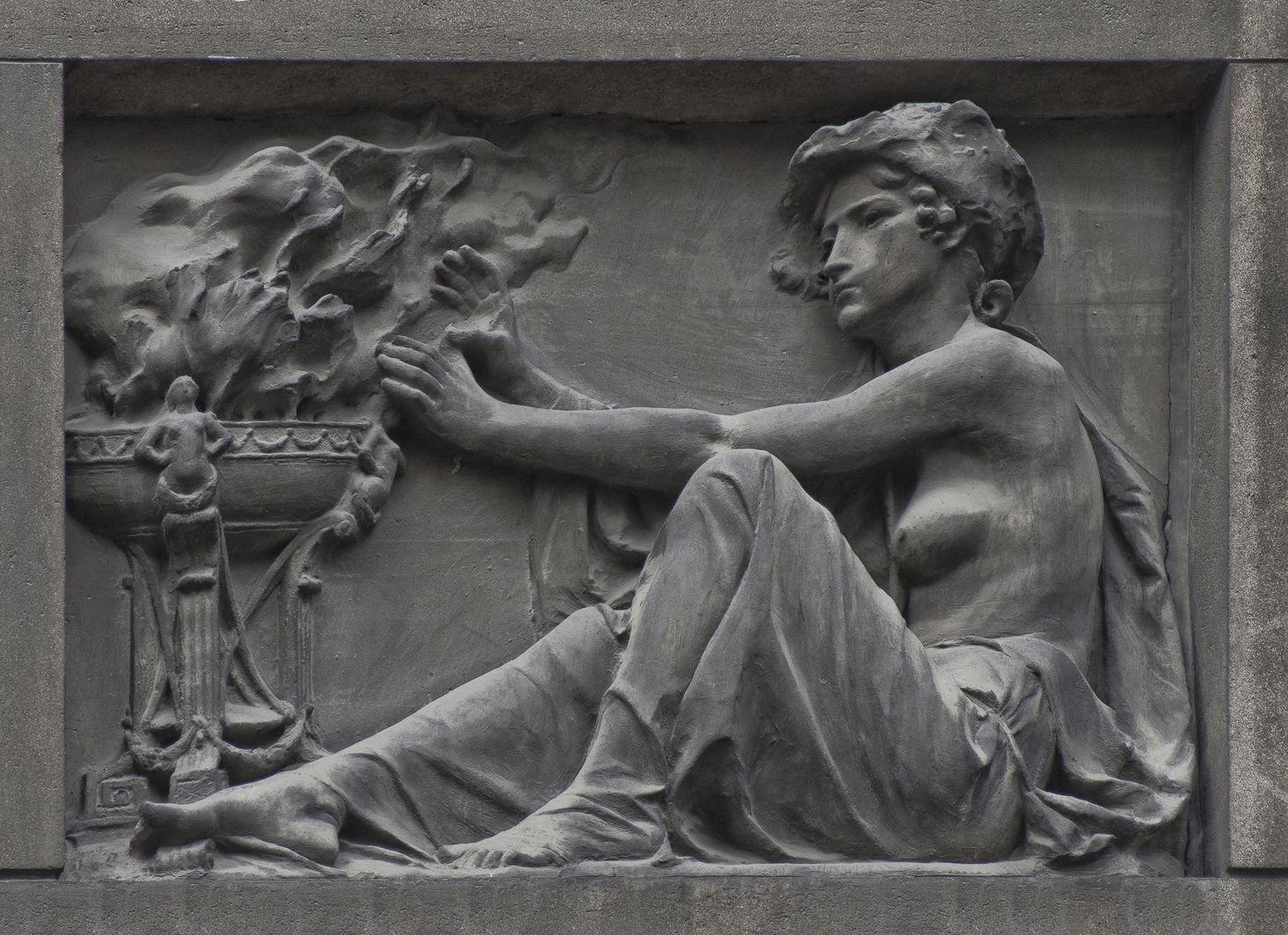 Юліуш Войцех Белтовський. Зима, 1908 (Коперника, 12)
