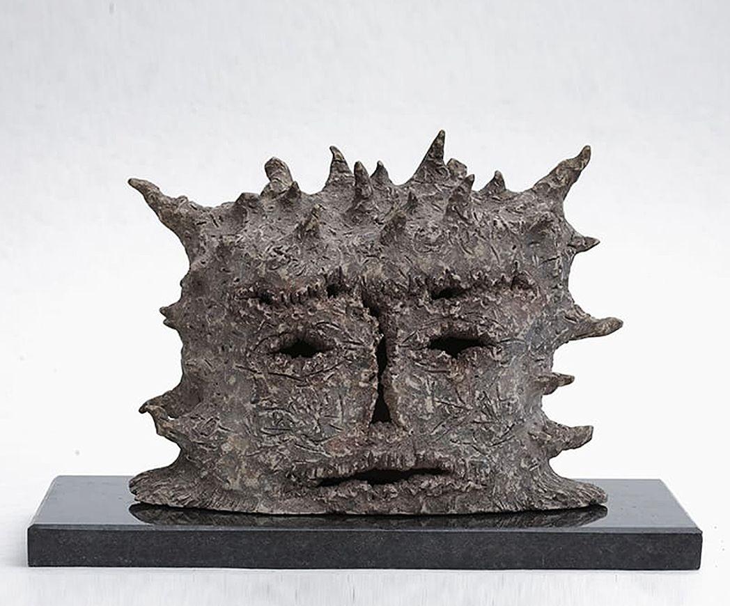 Віктор Проданчук. Лісовий, 2007; керамика