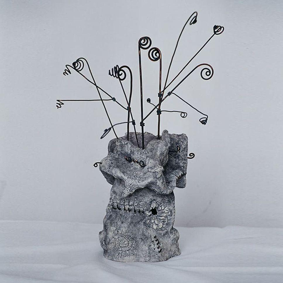 Віктор Проданчук. Міфічне, 2008, керамика