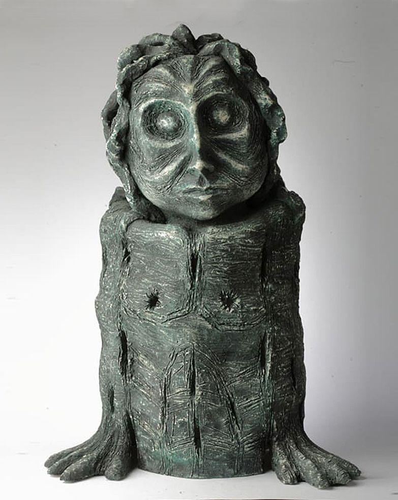 Віктор Проданчук. Водяник, 2006, керамика