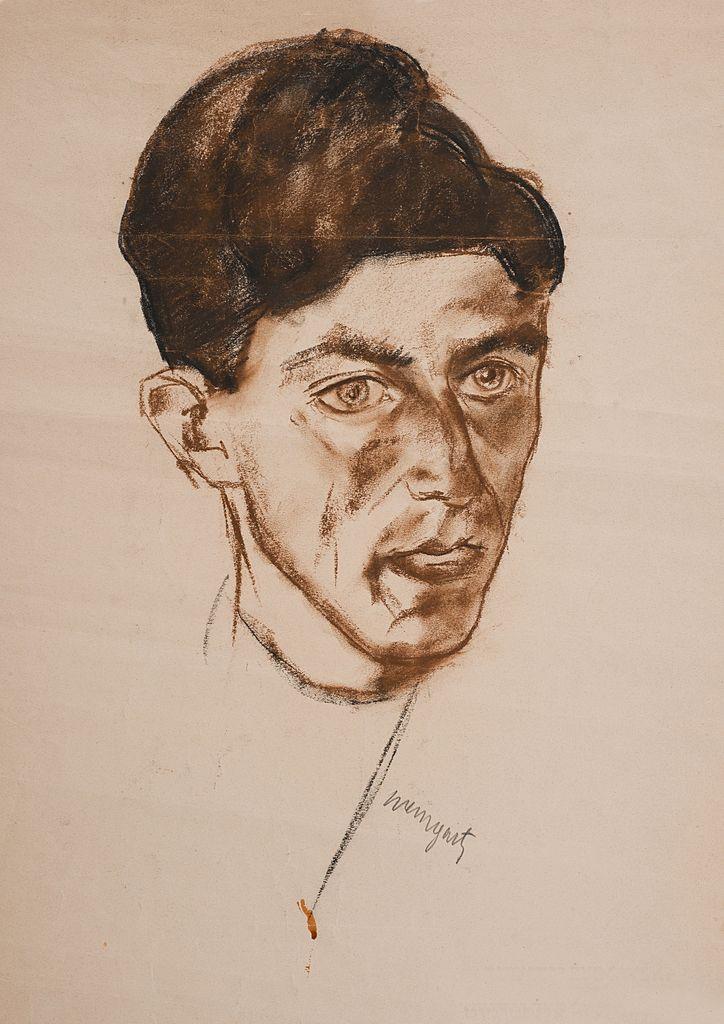 Йоахім Вайнгарт. Автопортрет, 1930-ті