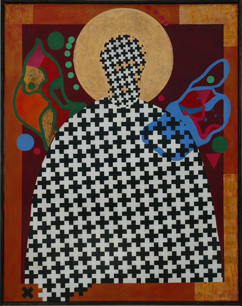 Платон Сільвестров. Святий Миколай, 2006