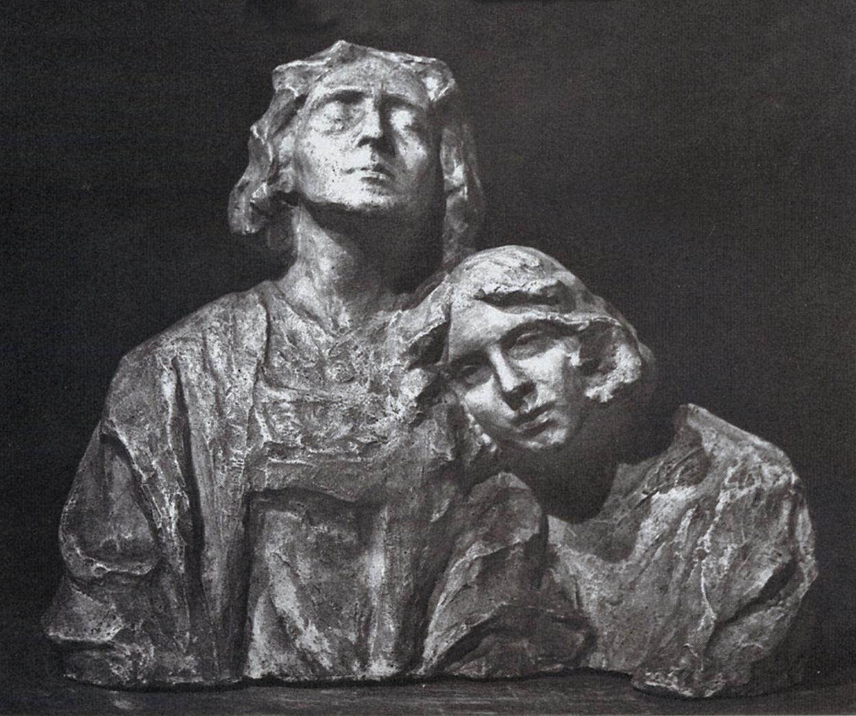 Люна Амалія Дрекслер. Ларго, 1911
