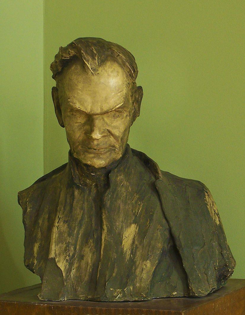 Люна Амалія Дрекслер. Священник Ю. Бокановський, 1909; ЛНГМ
