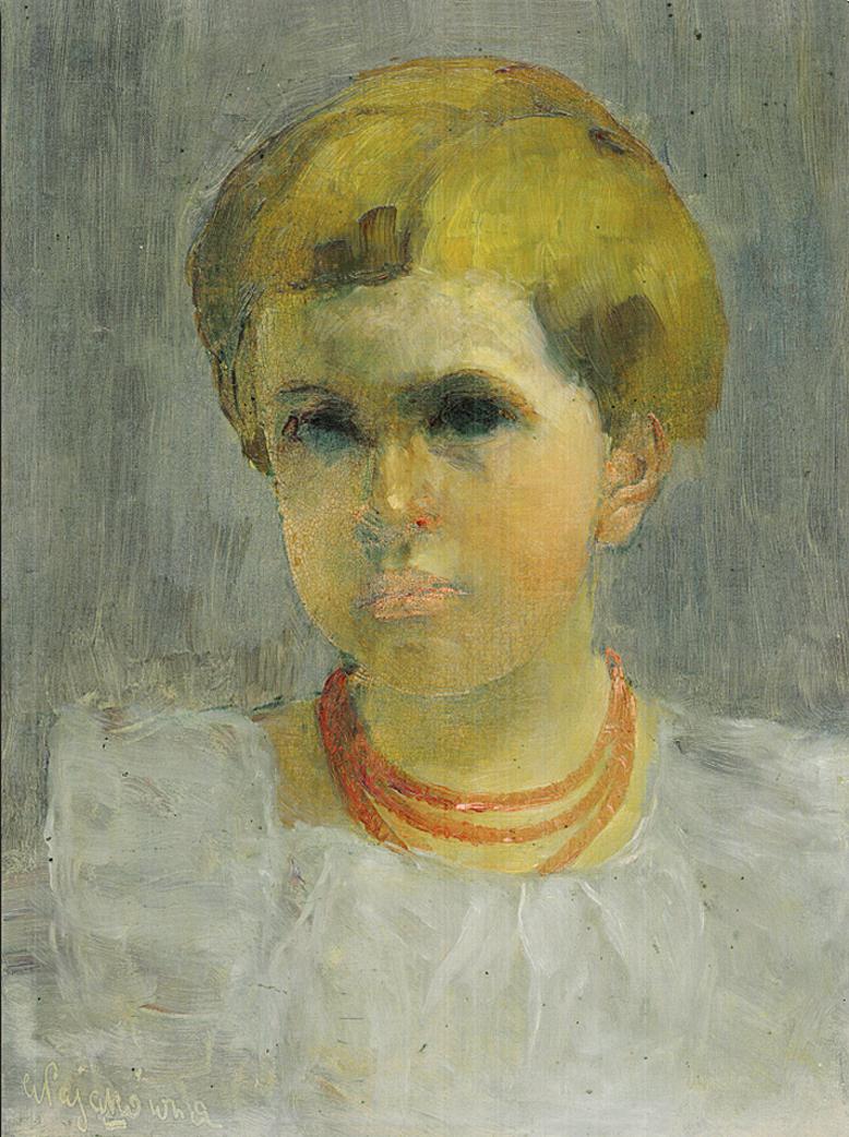 Анєля Пайонкувна. Галя Павліковська
