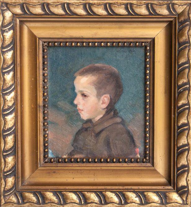 Гелена Ланг. Портрет хлопця