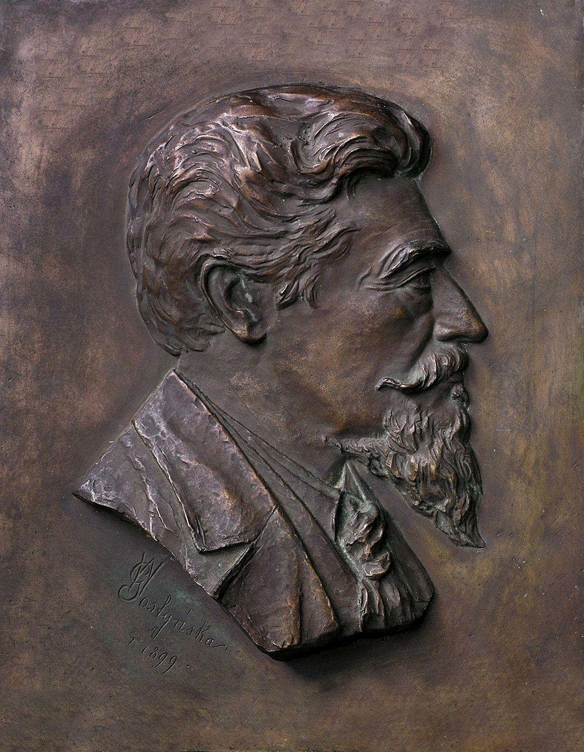 Владислава Ґостинська. Лозинський Едмунд-Кароль, 1899; бр. 46-37