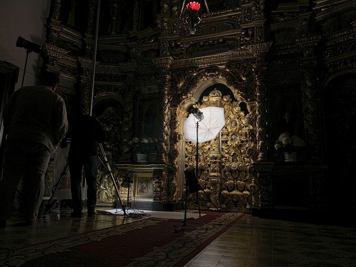 Церква святого Онуфрія у Львові. Автор фото: Роман Гук