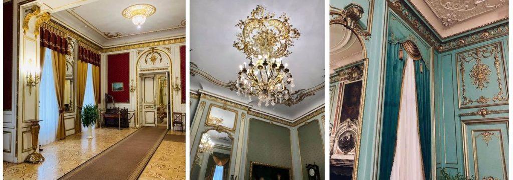 #СТОМУЗЕЇВ: огляд Палацу Потоцьких