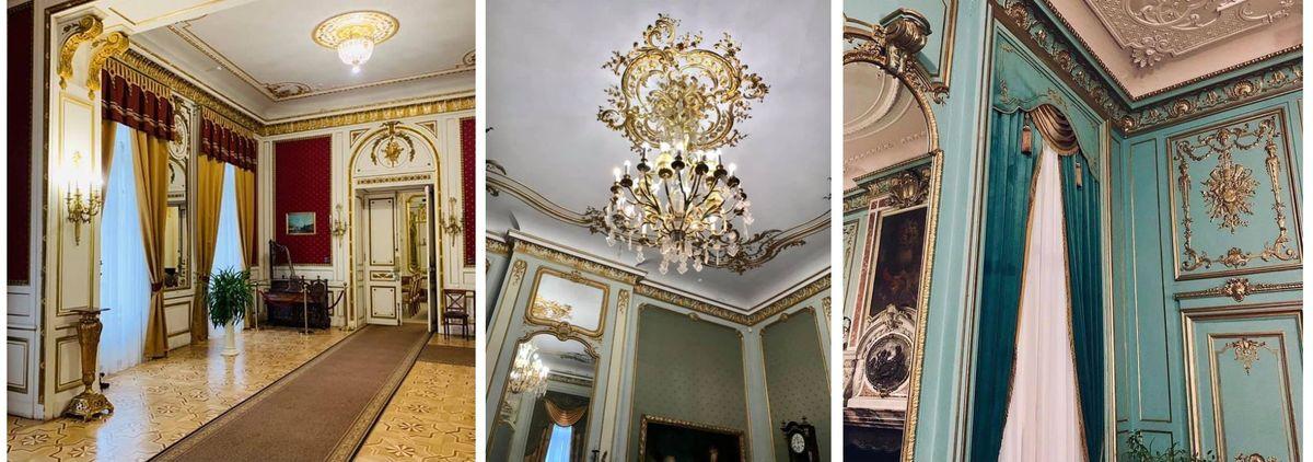 #СТОМУЗЕЇВ : огляд Палацу Потоцьких