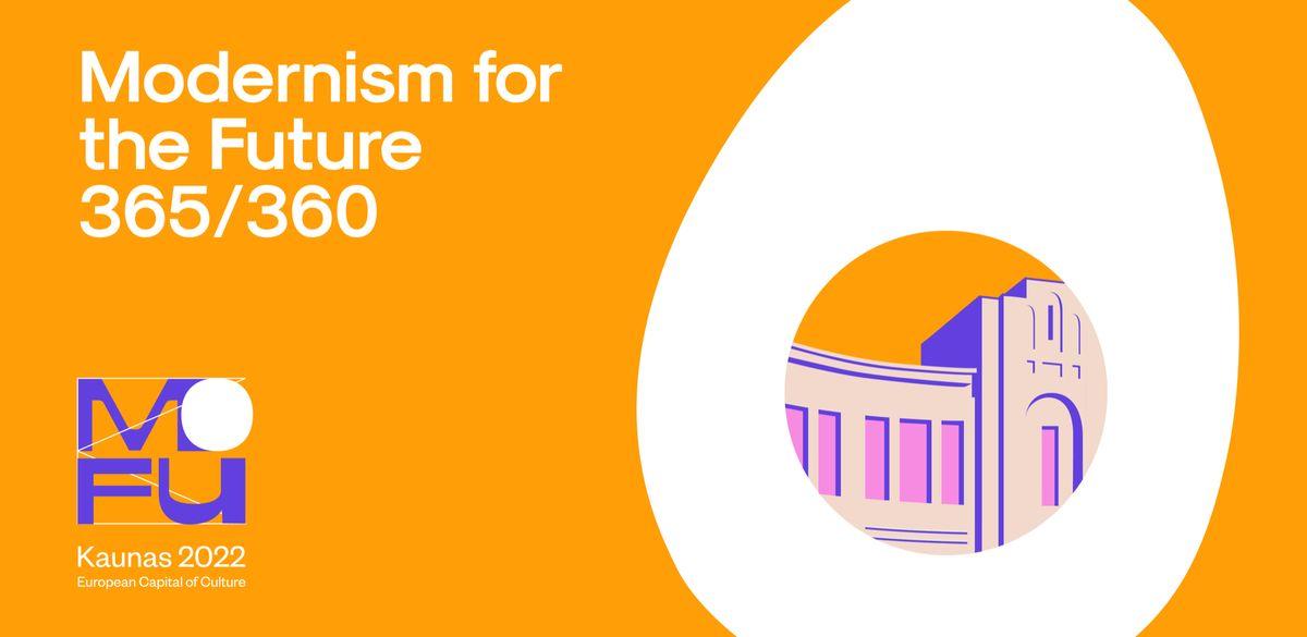 Опен-кол для мисткинь та митців у рамках Modernism for the Future 360/365!