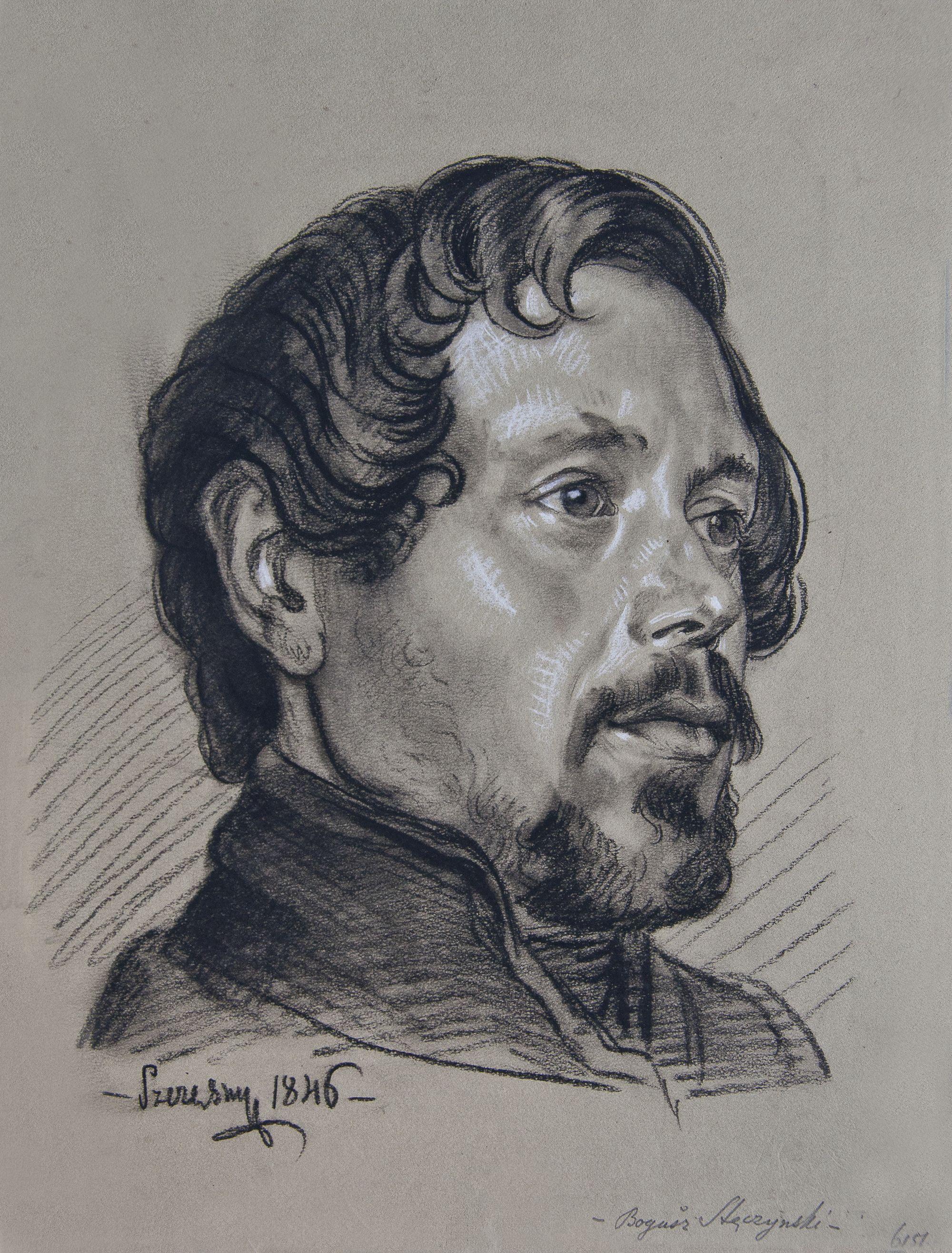 Фелікс Ян Щенсни Моравський. Мацей-Богуш Стенчинський (поет та художник)