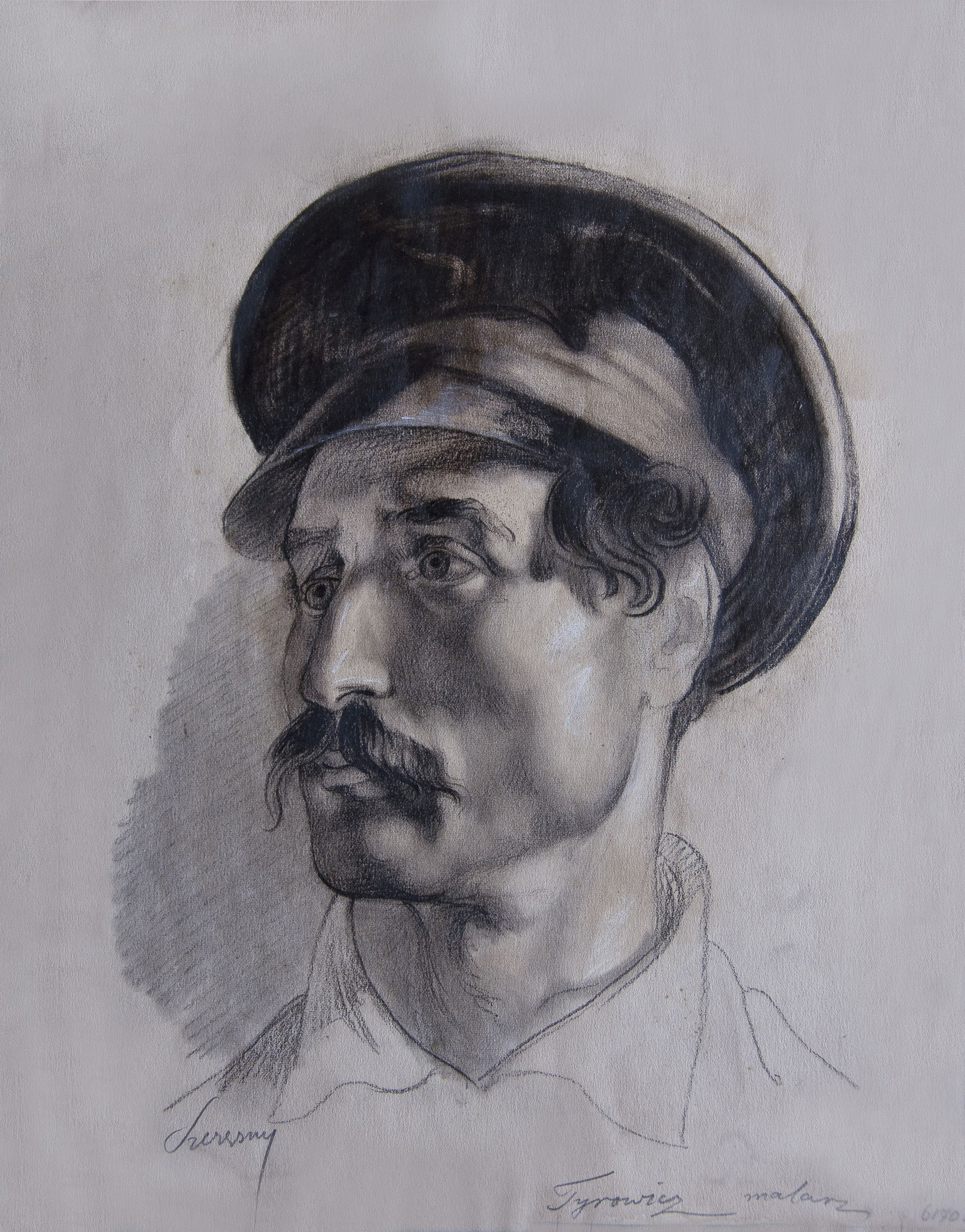 Фелікс Ян Щенсни Моравський. Тадеуш Тирович (скульптор)