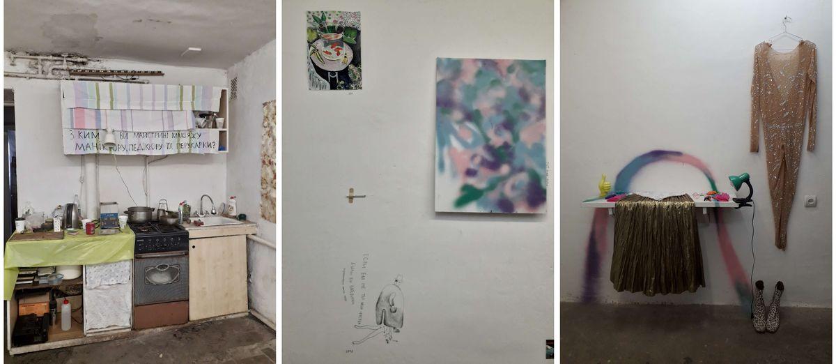 Аніта Немет «Ювілей/10 років творчості/перша персональна виставка»