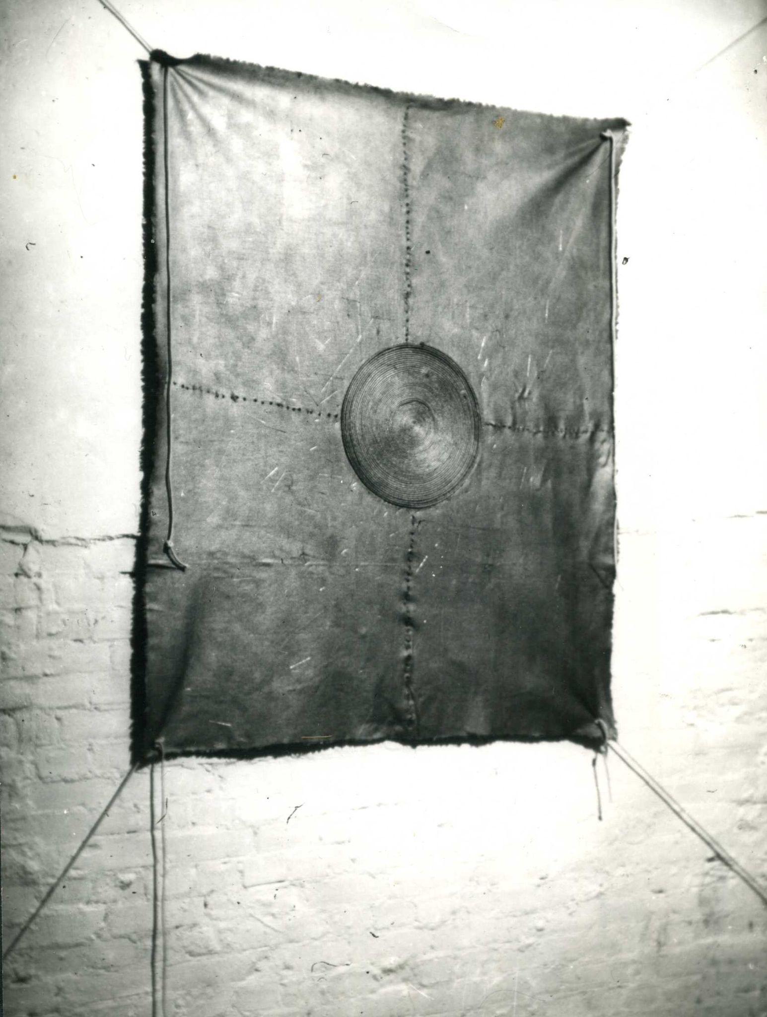 Анна Сидоренко. Виставка Still Things, 1993. Галерея Broshwitz, Берлін (Німеччина)