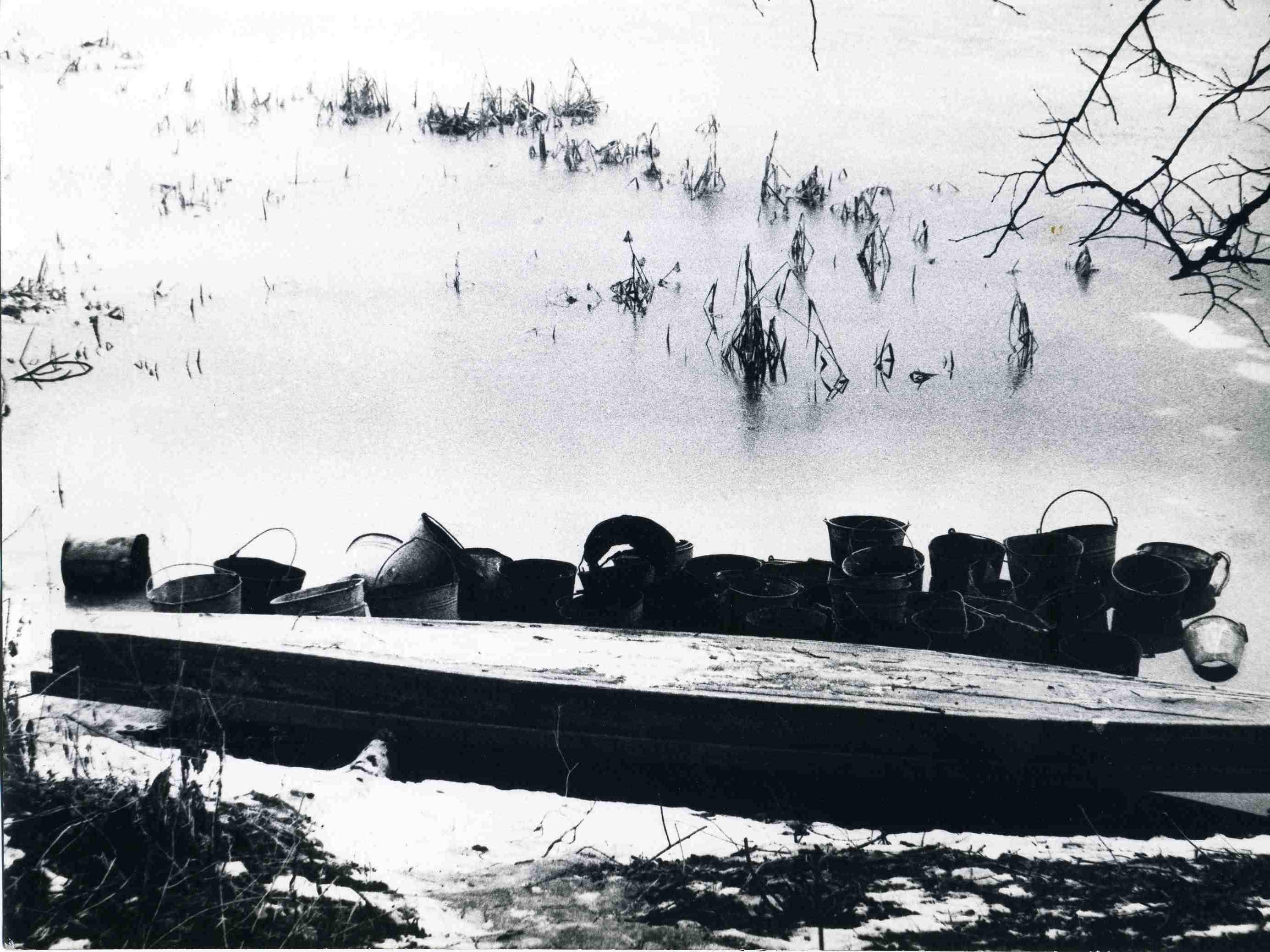 Анна Сидоренко. Симпозіум «Седнів», 1991