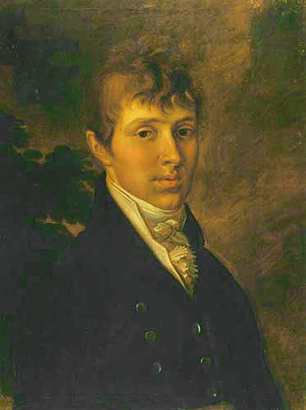 Юзеф Рейхан. Адам Созанський, 1806; олія на полотні; ЛНГМ