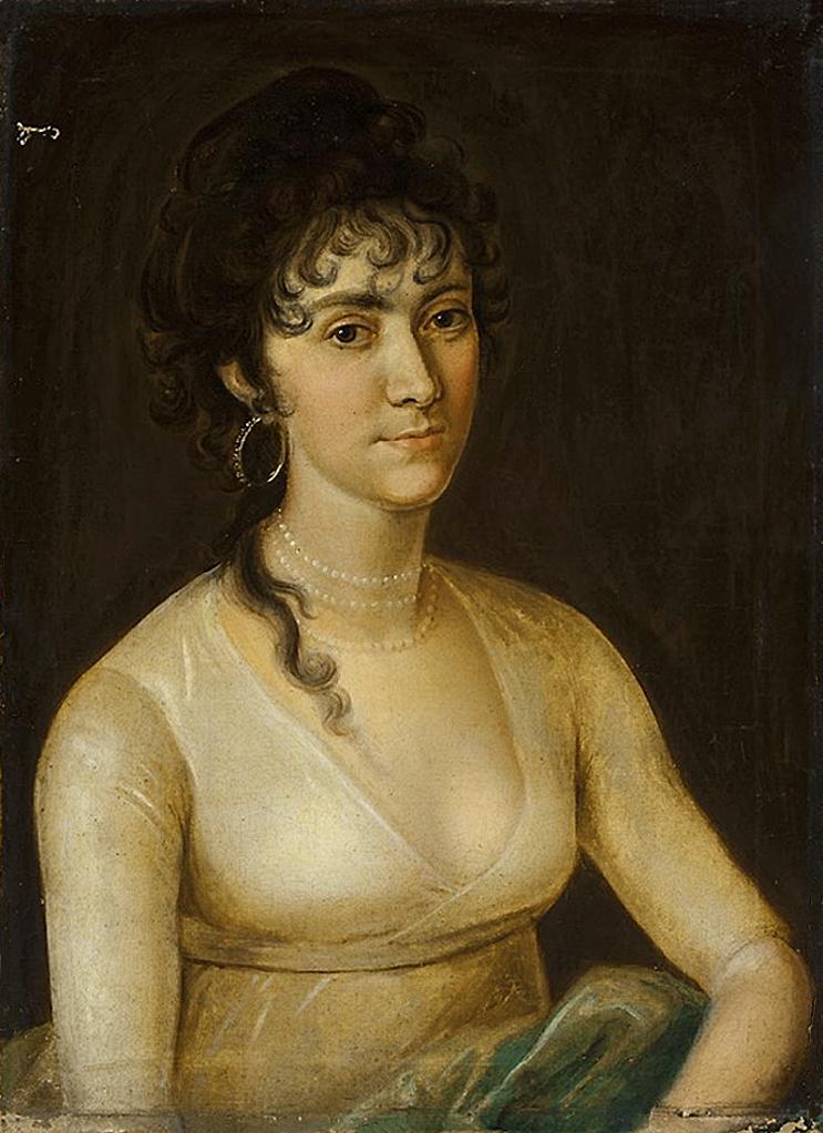 Юзеф Рейхан. Хосера Маха, 1800-10ті; олія на полотні; NMW