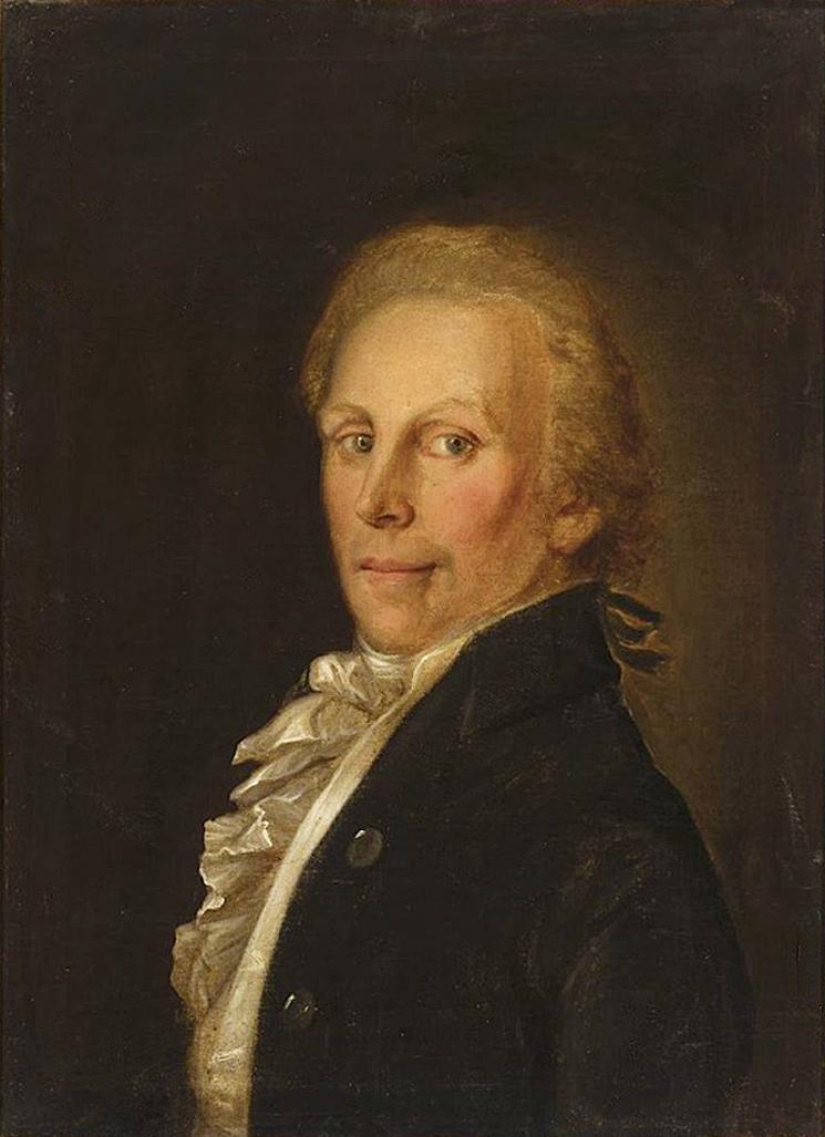 Юзеф Рейхан. Ян Мах (хірург, Львів), 1800-10ті; олія на полотні; NMW