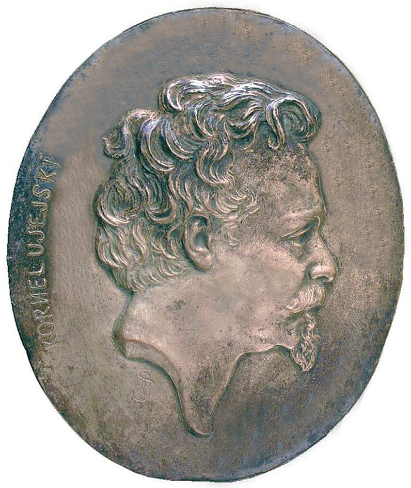 Тадеуш Баронч. Корнель Уейський, 1872; ЛНГМ
