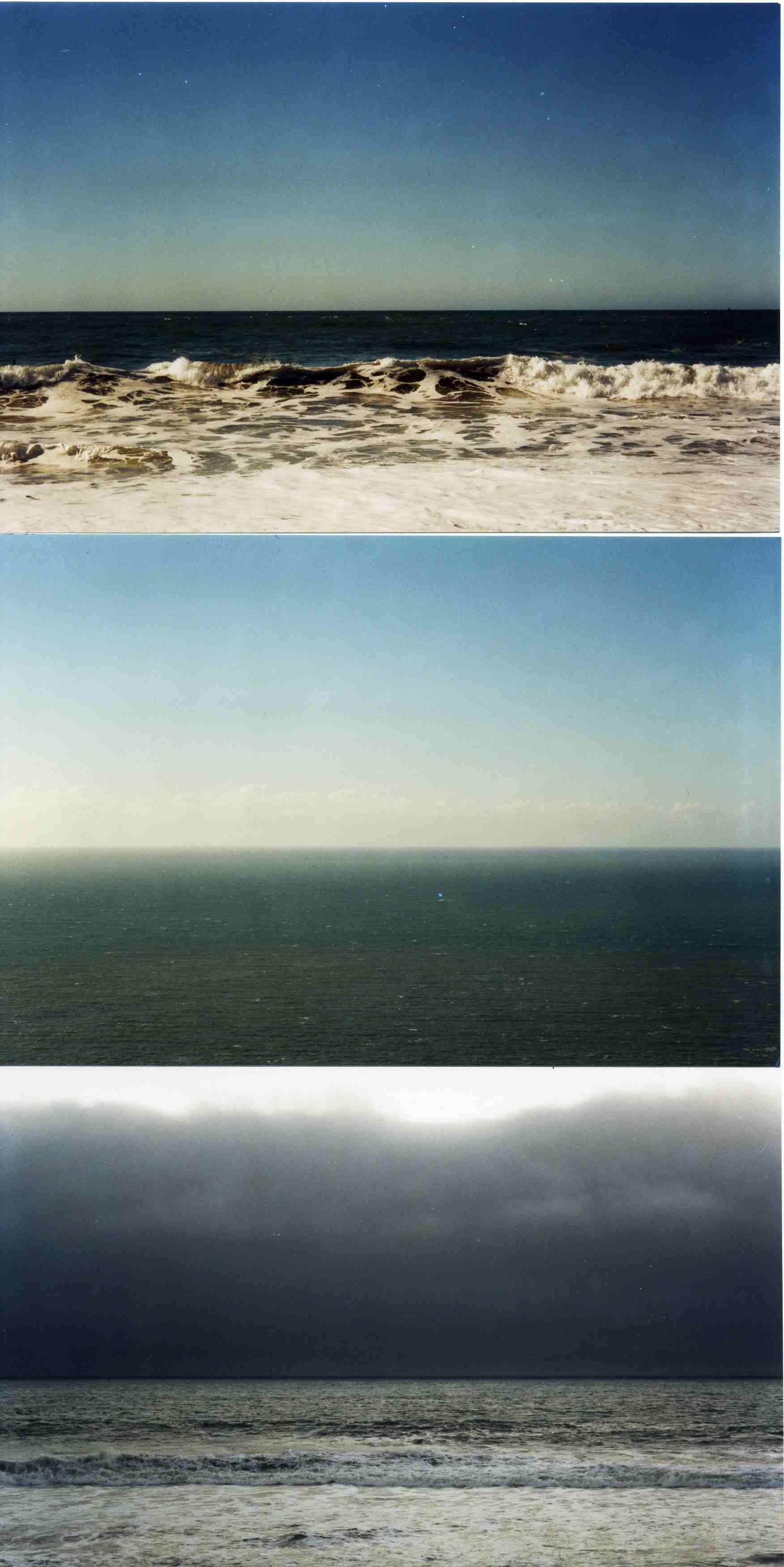 Анна Сидоренко. ArtsLink, Headlands, 1998; Каліфорнія (США)