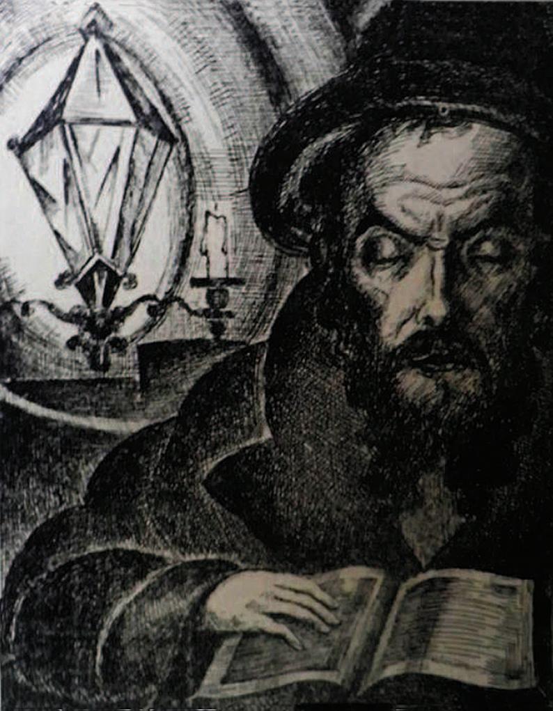 Еміль Кунке. Єврейський вчений, 1930
